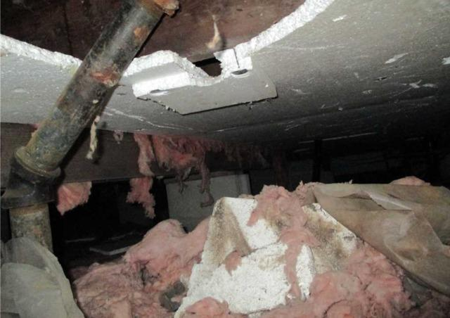 Crawl Space Repaired in Annandale, MN
