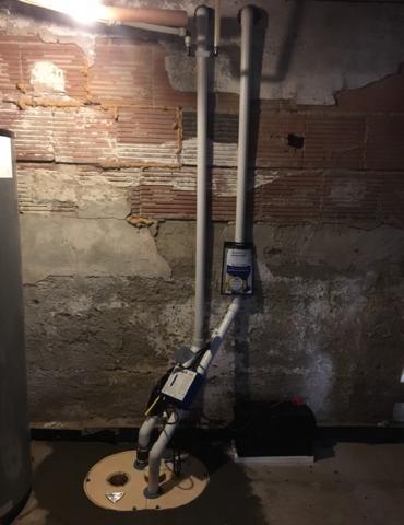 Basement Waterproofed in Isanti, MN
