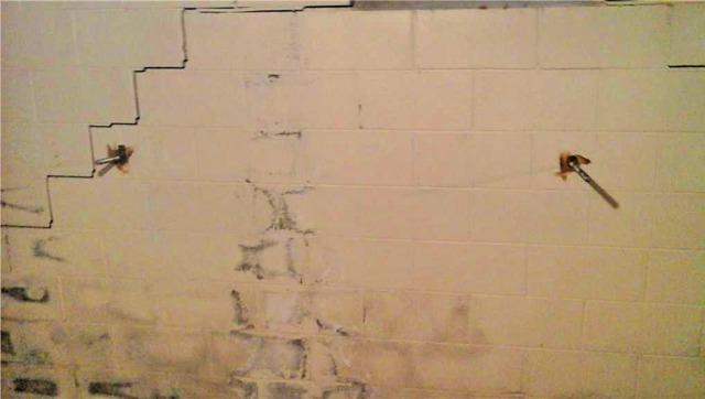 Cracked Foundation Walls in Twin Lakes, MN