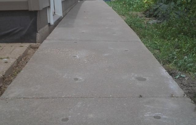 Concrete Repaired in Hokah, MN