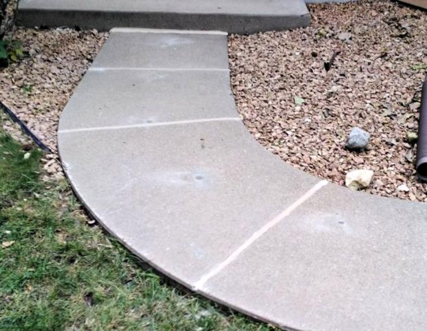 Concrete Repaired in Minnetonka, MN