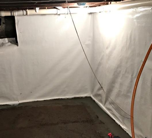 Leaking Basement Repaired in Ulen, MN