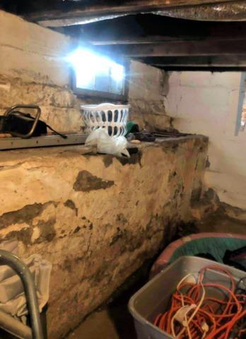 Deteriorating Wall Restored in Albert Lea, MN