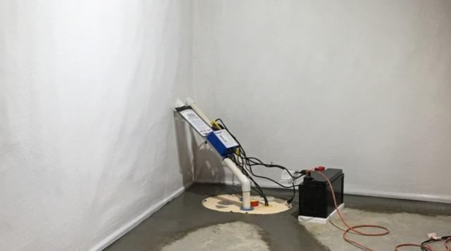 Basement Waterproofed in New Hampton, IA