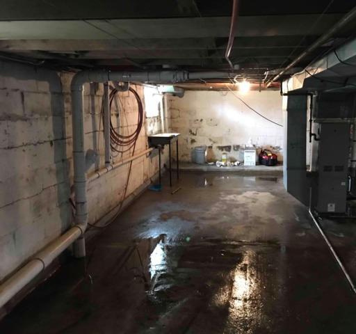 Basement Waterproofed in Arcadia, WI