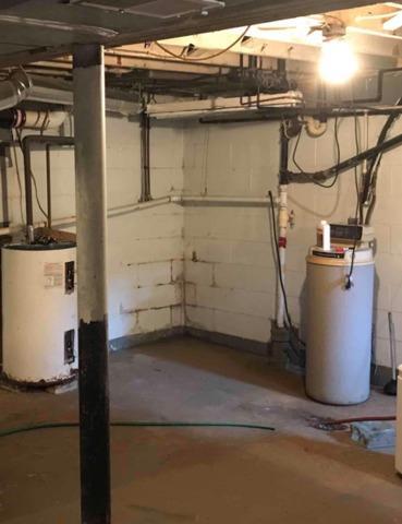 Basement Waterproofing Repairs in Menomonie, WI
