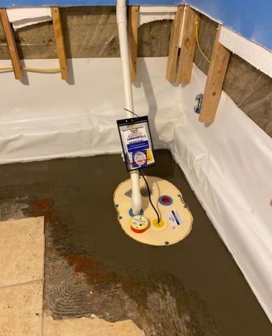Basement Waterproofing Repairs in Saint Louis Park, MN