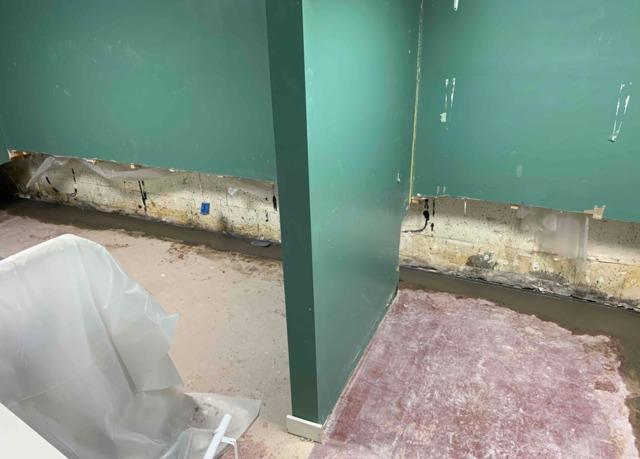 Basement Waterproofed in Lancaster, MN