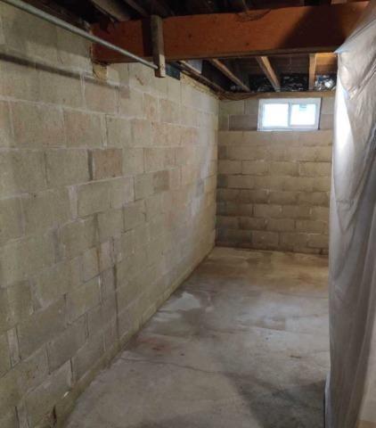 Basement Waterproofed in Rollingstone, MN