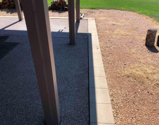 Concrete Patio Repaired in Strum, WI
