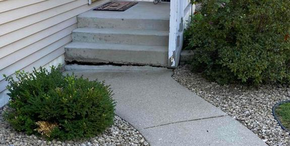 Concrete Lifting and Repair in Paynesville, MN