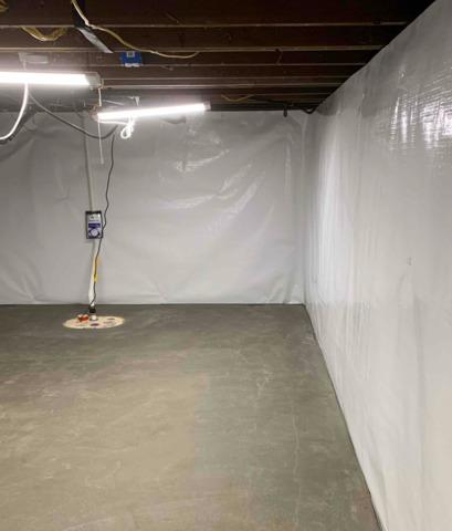 Basement Waterproofing in Sebeka, MN