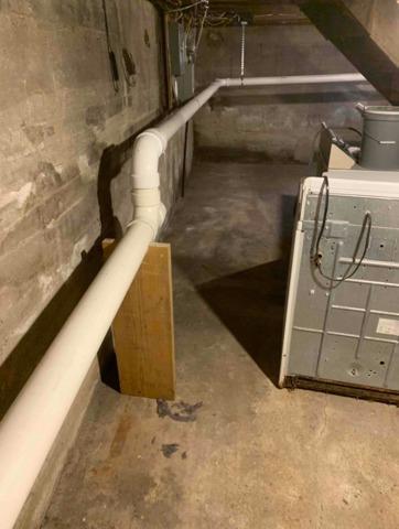 Basement Waterproofing in Goodridge, MN