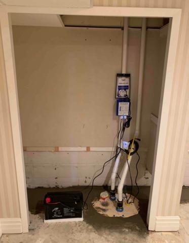 Basement Waterproofing in Saint Joseph, MN