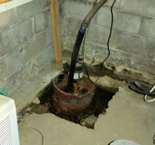 Sump Pump Replaced in Cadott, WI
