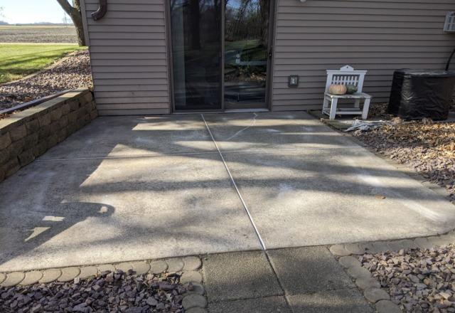 Concrete Repaired in Brownton, MN