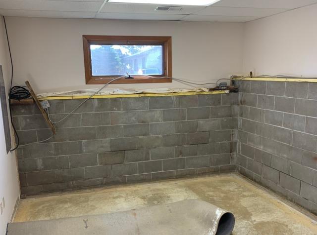 Basement Waterproofing in Pine River, MN