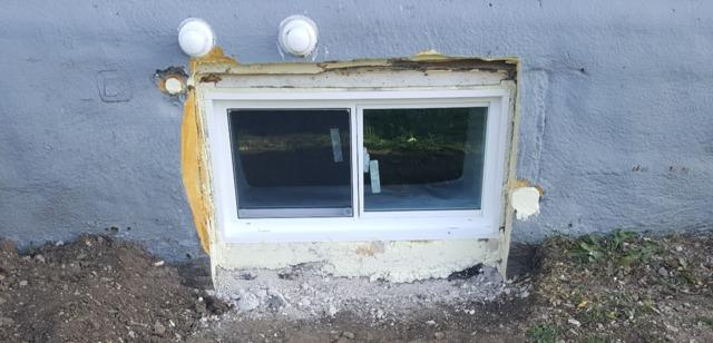 Replacement Window Installed in Westgate, IA
