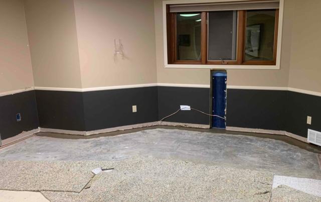 Basement Waterproofing Repairs in Fargo, ND