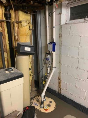 Basement Waterproofing in West Fargo, ND