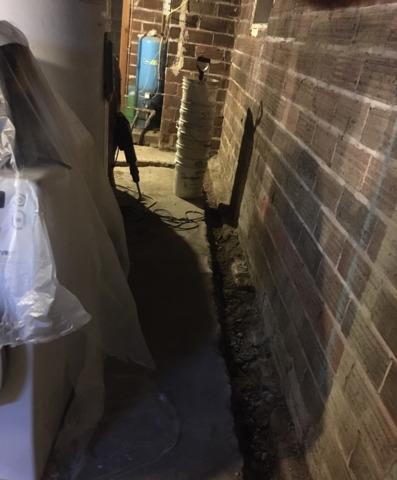 Basement Waterproofing in Wilson, WI