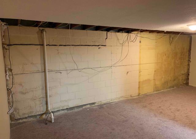 Foundation Wall Repair in Moorhead, MN