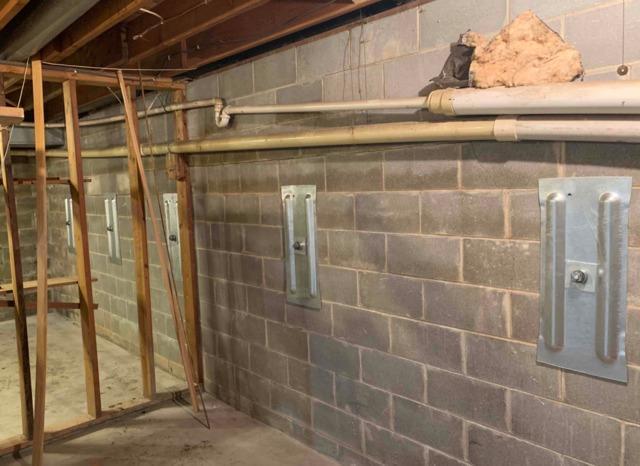 Foundation Wall Restored in Fergus Falls, MN