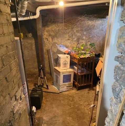 Deteriorated Foundation Wall and Crawl Space Restored in Saint Paul, MN