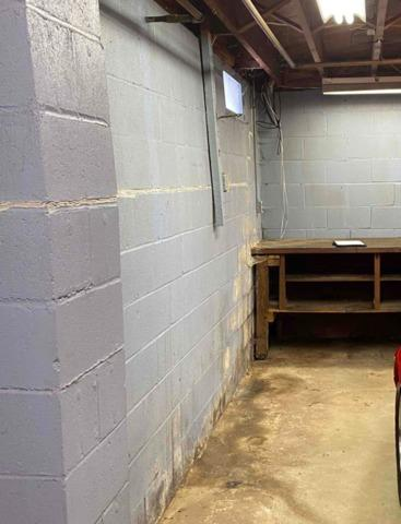 Cracked and Bowed Garage Walls Restored in Albert Lea, MN