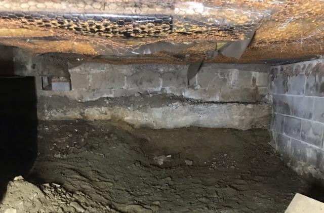 Crawl Space Fix in Hudson, WI