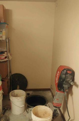 Leaking Sump Pump Replaced in Grand Forks, ND