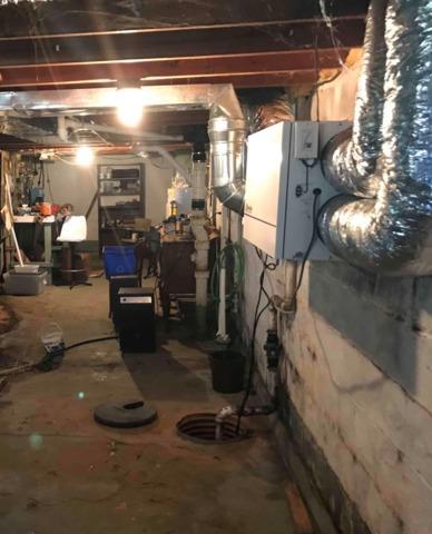 Water Leaking in Basement in Tomah, WI