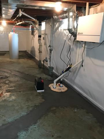 Water Leaking in Basement in Tomah, WI