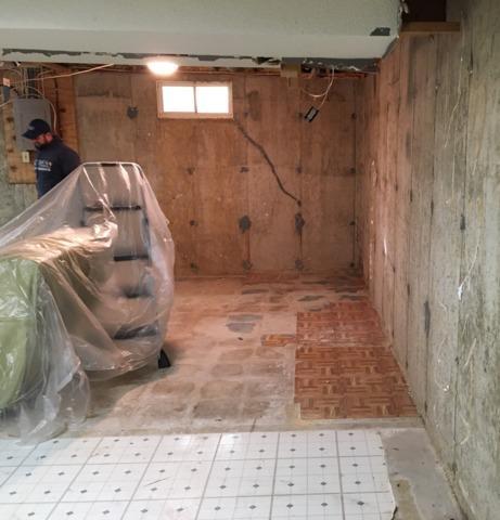 Wet Basement Solutions in Dakota, MN