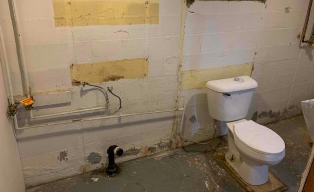 Wet Basement Repairs in Hillsboro, ND