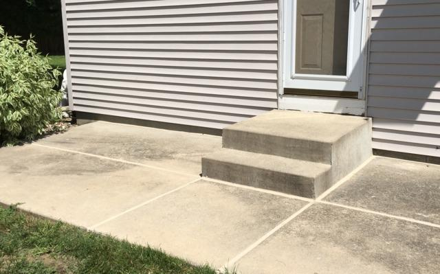 Concrete Repair Services in Minneapolis, MN