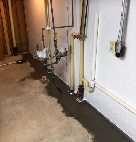 Basement Waterproofing Contractors in Saint Peter, MN