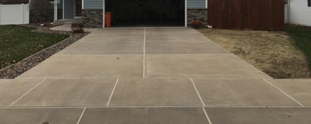 Concrete Repair in Eau Claire, WI