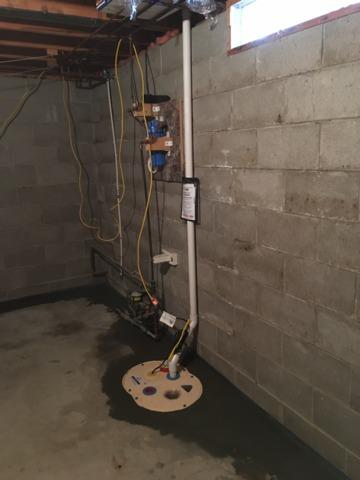 Basement Waterproofing in Lake Benton, MN