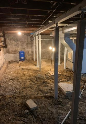 Structural Foundation Repair in Akeley, MN