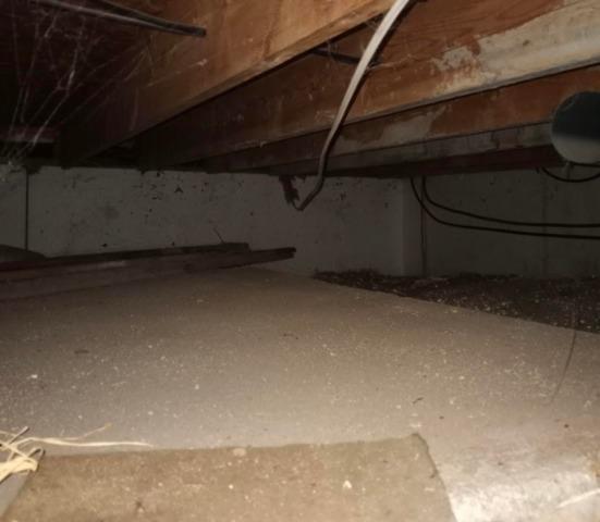Crawl Space Encapsulation in Gonvick, MN