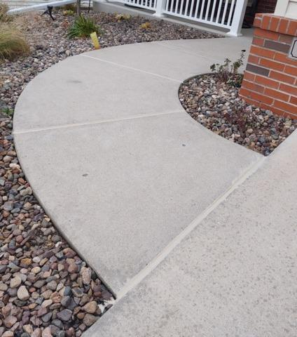 Concrete Repaired in Holmen, WI - After Photo