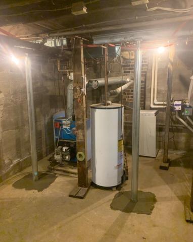 Foundation Repair Services in Stockton, MN