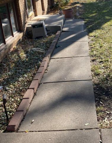 Concrete Repaired in Saint Paul, MN