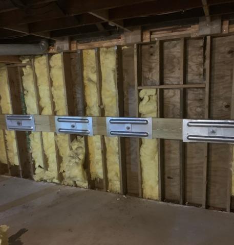 Foundation Wall Repair in Breckenridge, MN