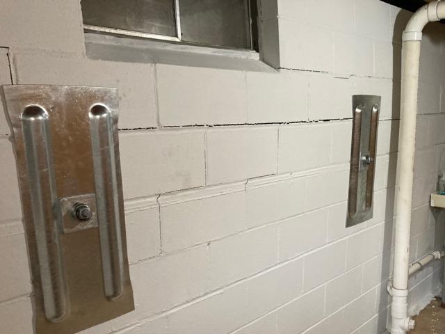 Cracked Foundation Wall Fixed in Winona, MN
