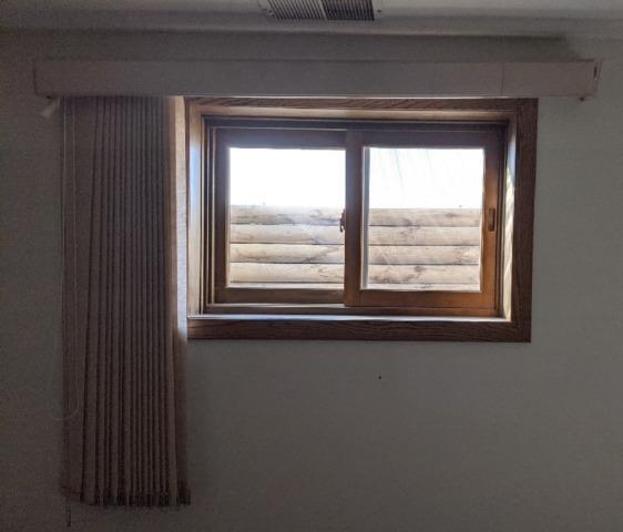 Egress Window Installation in Lisbon, ND