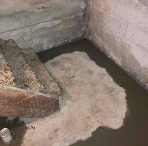 Basement Waterproofing in Bluffton, MN