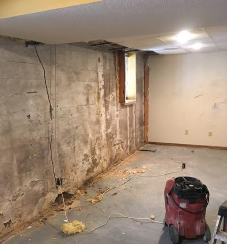 Basement Waterproofing in Cold Spring, MN