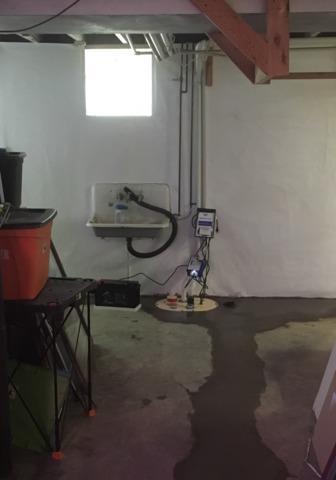 Wet Basement Waterproofing in Mankato, MN